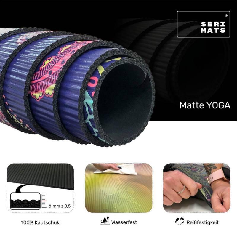 yogamatte 4