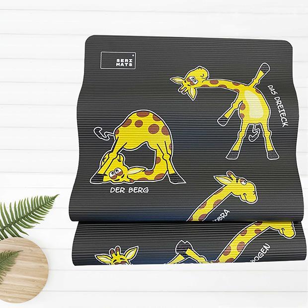 Giraffe Yoga 2